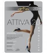 Колготки Omsa Attiva 20 Nero Черные Размер 2