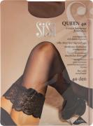 Чулки SiSi Queen 40 Daino Размер 4