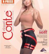 Колготки Conte Elegant X-Press 40 Bronz Бронзовый Размер 3