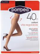 Колготки Pompea Vita reg 40 Nero Размер 2