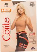 Колготки Conte Elegant X-Press 40 Bronz Бронзовый Размер 2