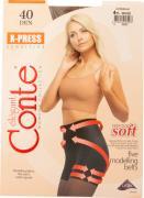 Колготки Conte Elegant X-Press 40 Bronz Бронзовый Размер 4