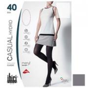 Ibici Casual 40 Hydro - Прозрачные колготки цвет серый, размер 1