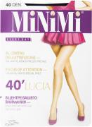Колготки MiNiMi Lucia 40 Nero Черные Размер 4