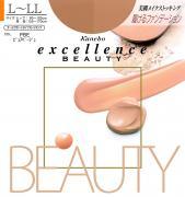 Kanebo Excellence Beauty Smooth Silk Stocking Колготки цвет бежевый Pure Beige, размер L-LL