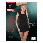 Колготки Conte Prestige 40 den, цвет телесный (natural), размер 4/L