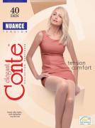 Колготки Conte Elegant Nuance 40 Natural Размер 2