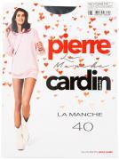Колготки Pierre Cardin La Manche 40 Nero Черные Размер 4