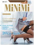 Чулки Minimi Capriccio 20 Daino размер 4