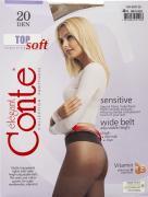 Колготки Conte Elegant Top Soft 20 Natural Размер 4