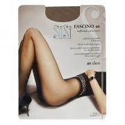 Колготки Sisi Fascino 40 den, цвет телесный темный (naturelle), размер 5/XL