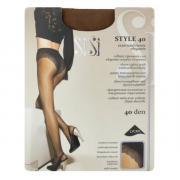 Колготки Sisi Style 40 den, цвет телесный темный (naturelle), размер 2/S