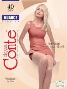 Колготки Conte Elegant Nuance 40 Natural Размер 3