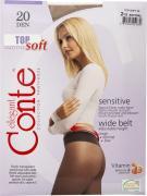 Колготки Conte Elegant Top Soft 20 Natural Размер 2