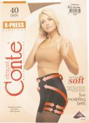 Колготки Conte Elegant X-Press 40 Natural Размер 2