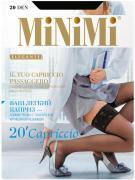 Чулки Minimi Capriccio 20 Nero размер 4