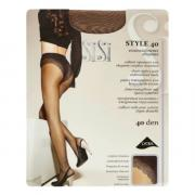 Колготки Sisi Style 40 den, цвет загара (daino), размер 4/L