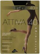 Колготки Omsa Attiva 40 Nero Черные Размер 6