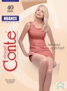 Колготки Conte Elegant Nuance 40 Bronz Бронозовый Размер 4