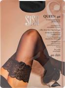Чулки SiSi Queen 40 Nero черные Размер 2