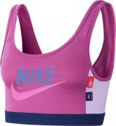 Спортивный топ бра Nike Swoosh Icon Clash, размер 48-50
