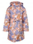 Пальто Каори Emson 303106 цв.розовый р.152