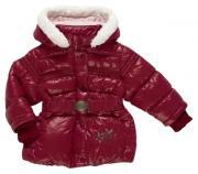 Пальто для девочек Chicco утепленное, размер 86