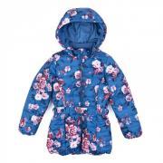 Playtoday Куртка текстильная для девочек Утро в Париже 182051