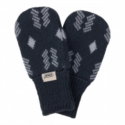 Рукавички Voksi (Вокси) Double Knit New Nordic grey 0-12 м, 11007217