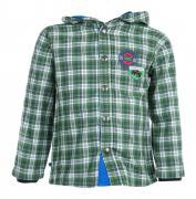Рубашка WOJCIK Зеленый р.80