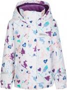 Glissade Куртка утепленная для девочек Glissade, размер 116