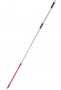 Ручка для швабры телескопическая 160 см с гибкой штангой 40 см Nordic Stream