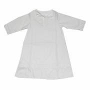 Рубашка крестильная Эдельвейс Белый (сатин. кружево) 511