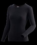 Комплект женского термобелья Laplandic: рубашка + лосины (A51-S-BK / A51-P-BK) (XL)
