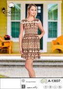 Летнее платье из модала 13037 размер 50(L)