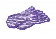 Носки противоскользящие для занятий йогой закрытые BRADEX SF 0274 Носки противоскользящие для занятий йогой закрытые BRADEX SF0274