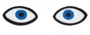 Носки eye Doiy голубые