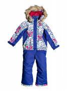 Детский сноубордический комбинезон Paradise 2-7 синий 4/5 Roxy ERLTS03008