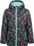 Куртка утепленная Demix для девочек, размер 134