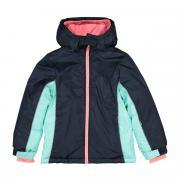Куртка La Redoute Лыжная с капюшоном 6 лет - 114 см синий