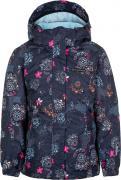 Glissade Куртка утепленная для девочек Glissade, размер 128