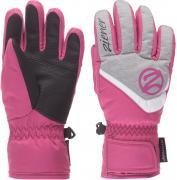 Перчатки для девочек Ziener Lorik, размер 5,5
