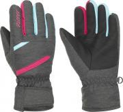 Ziener Перчатки для девочек Ziener, размер 3,5