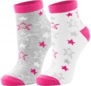 Носки для девочек Demix, размер 23-26