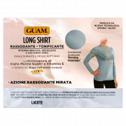 Футболка женская с укрепляющим эффектом GUAM, S (44) (L-XL (48-52))