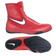 Боксёрки Nike Oly Mid Machomai красные