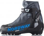 Nordway Ботинки для беговых лыж Race Combi, Черный, 46