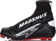 Madshus Ботинки для беговых лыж NANO CARBON CLASSIC, Черный, 46