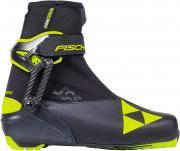 Ботинки для беговых лыж RCS SKATE, черный