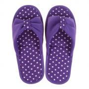 Тапочки женские TAP MODA арт. 186, фиолетовый, размер 38/39